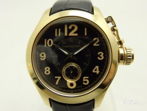 汉米尔顿二手手表回收价格