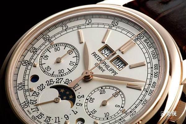 回收百达翡丽手表多少钱