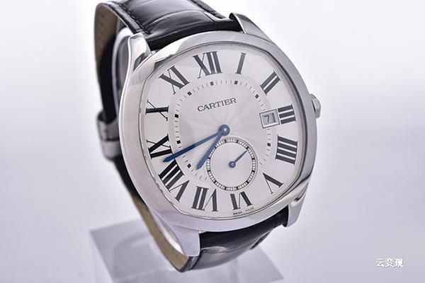 卡地亚二手手表回收多少钱
