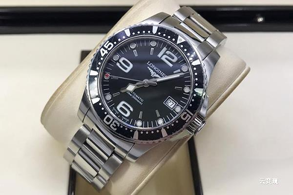 浪琴二手手表回收怎么处理