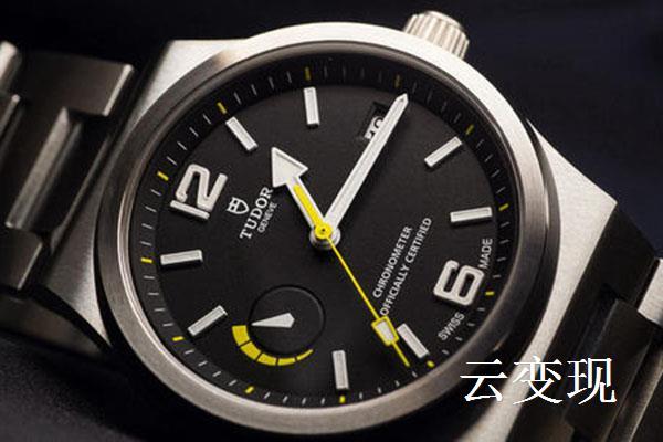 深圳回收帝舵手表多少钱