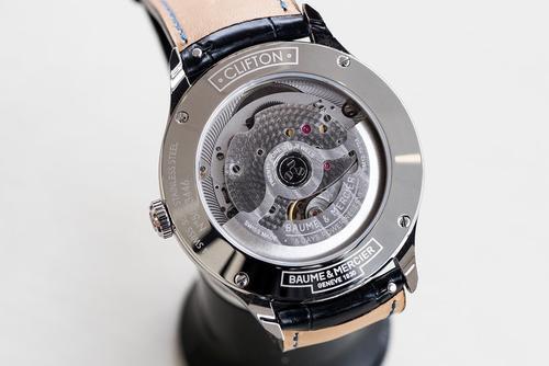 名表手表卖_深圳国贸哪里回收名士CLIFTON BAUMATIC系列手表?