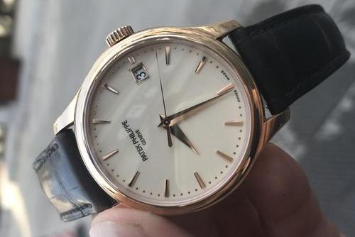 百达翡丽古典表系列4934R-001手表回收