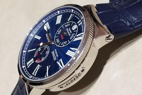 深圳,赤尾,手表有回收,雅典航海系列1133-210/E3手表,名表,回收