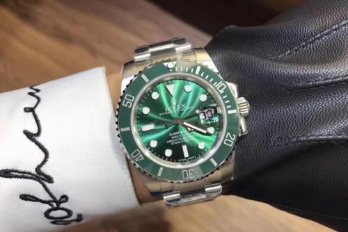 深圳,赤湾,劳力士绿水鬼手表,回收