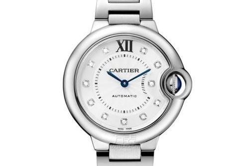 深圳红山卡地亚蓝气球手表回收价格大概多少?