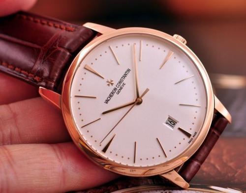 收名牌手表,回收江诗丹顿手表哪家正规好?