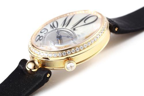 深圳宝玑那不勒斯王后系列8918BR/5T/964 D00D手表回收店在哪?