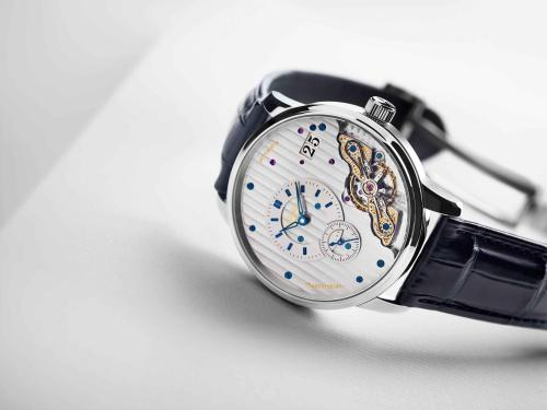 复古经典的格拉苏蒂大日历腕表在深圳哪里可以回收