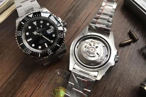 劳力士海使型系列手表在深圳回收行情如何?