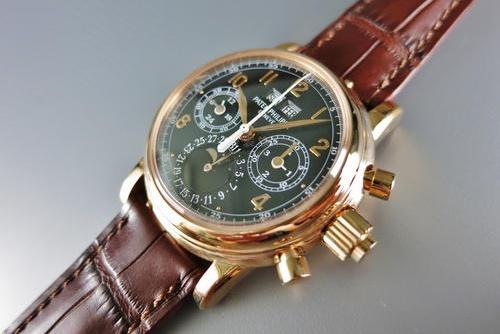 深圳百达翡丽手表回收价格多少钱?