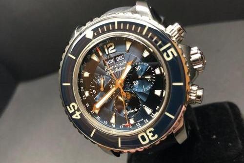 宝珀50噚系列560ST-11D30-52B手表