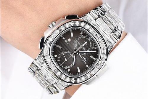 深圳百达翡丽旧手表回收多少钱?