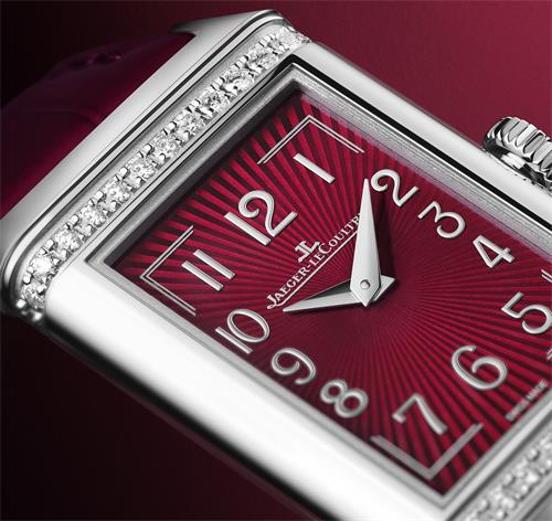 积家翻转腕表系列Q3288560腕表机芯