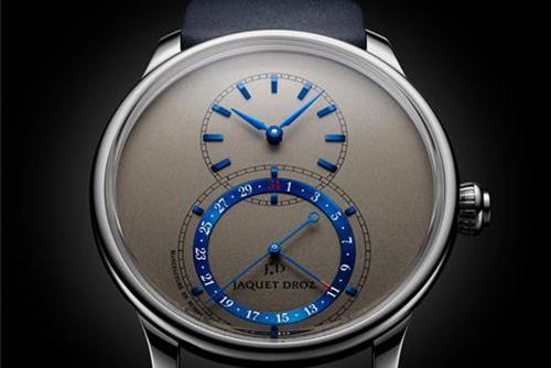 雅克德罗大秒针系列J007020350腕表