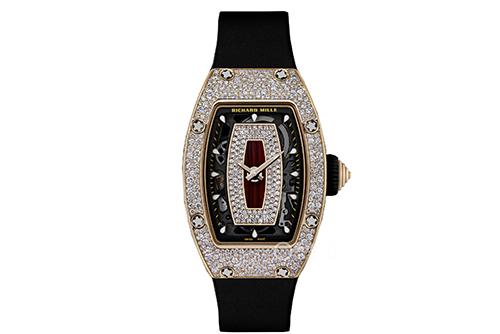 里查德米尔女士系列RM 07-01 红金腕表