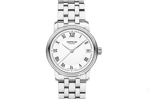 万宝龙传统系列U0124783腕表回收