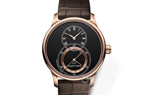 雅克德罗大秒针系列J007023203腕表