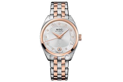 美度布鲁纳系列M024.307.22.116.00腕表回收