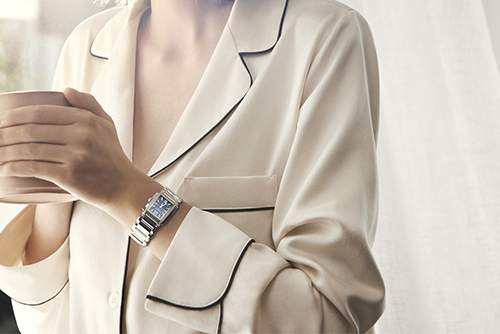 百达翡丽TWENTY~4系列4910/1200A-001腕表效果图