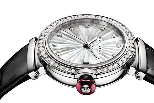宝格丽LVCEA系列103476腕表效果图