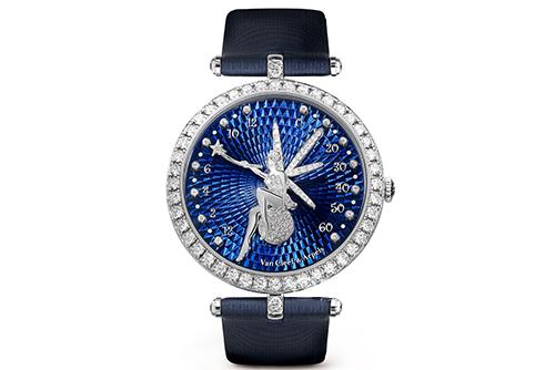 梵克雅宝诗意复杂功能系列VCARO8T500腕表回收价格?