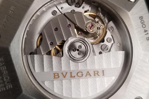 宝格丽OCTO系列101964 BGO41BSLD腕表价格外观