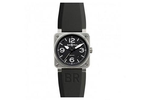 柏莱士INSTRUMENTS系列BR0392-BLC-ST腕表
