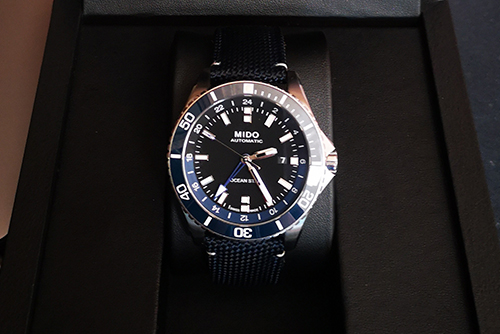 美度领航者系列M026.608.11.041.00腕表