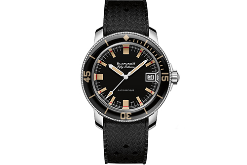 宝珀五十噚系列5008B-1130-B52A腕表