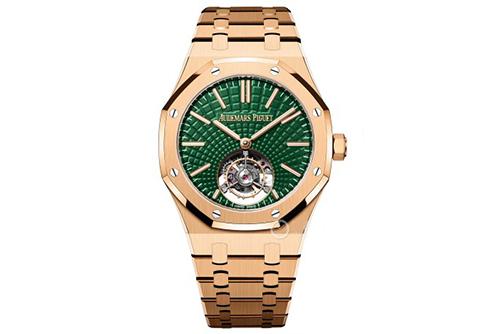 爱彼皇家橡树系列26533OR.OO.1220OR.01手表回收公司?
