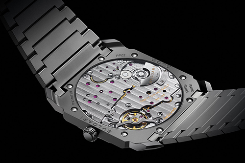 宝格丽OCTO系列102713 BGO40C14TTXTAUTO手表