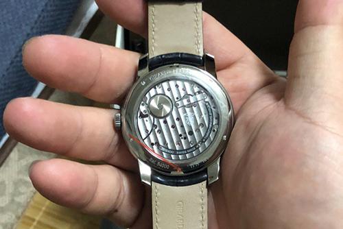 GP芝柏表BRIDGES 金桥系列84000-21-001-BB6A手表