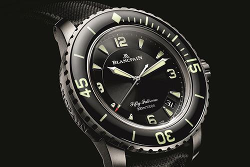 宝珀五十噚系列5015-12B30-B52手表