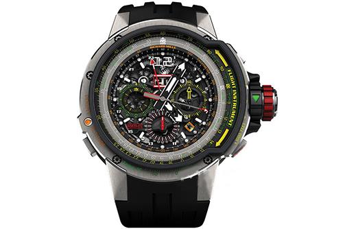里查德米尔男士系列RM 39-01腕表