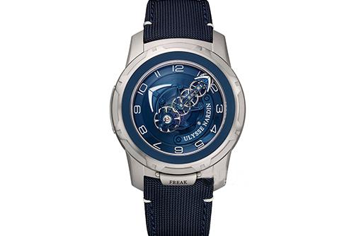 雅典表奇想系列2053-132/03.1腕表回收