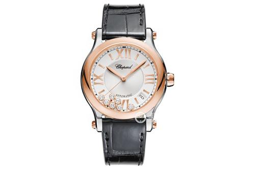 萧邦HAPPY SPORT系列278559-6001腕表回收