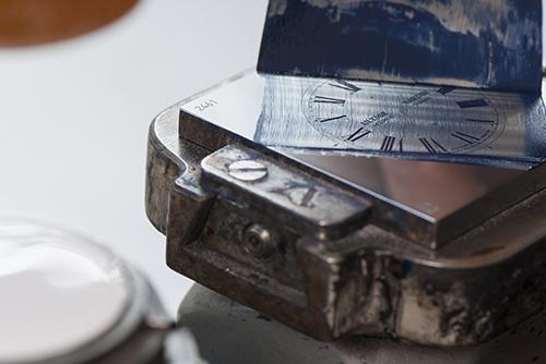 雅典表航海系列1183-310LE/E0-MON腕表回收