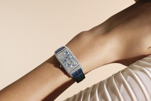 积家翻转腕表系列Q3293420腕表回收