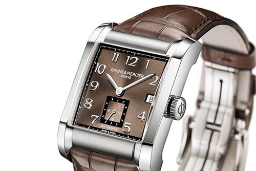 名士表汉伯顿系列M0A10028腕表回收