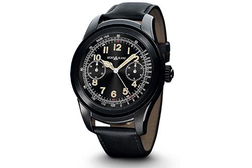 万宝龙SUMMIT 峰睿系列U0117554腕表回收