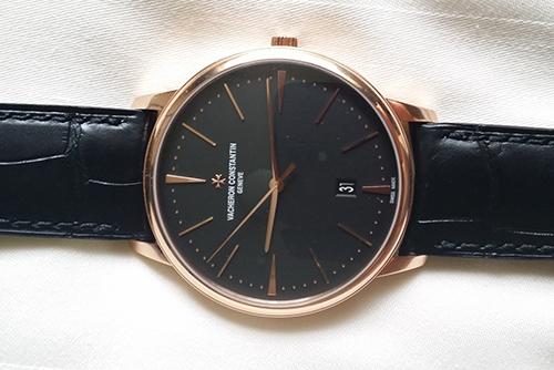 江诗丹顿传承系列85180/000R-9232腕表回收