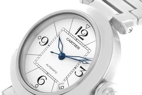 卡地亚帕莎系列W31074M7腕表回收