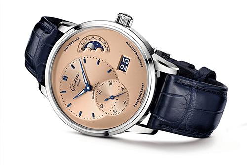 格拉苏蒂原创偏心系列1-90-02-12-32-30腕表回收