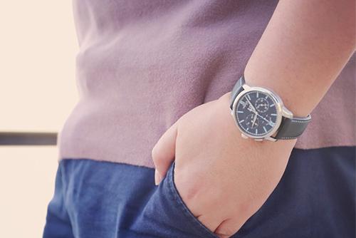 格拉苏蒂原创议员系列1-37-01-03-02-35腕表回收
