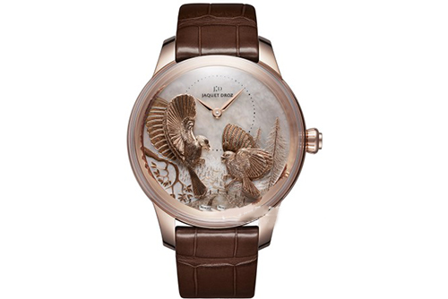 雅克德罗艺术工坊系列J005023270腕表回收