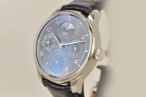 IWC万国表葡萄牙系列IW390502腕表回收