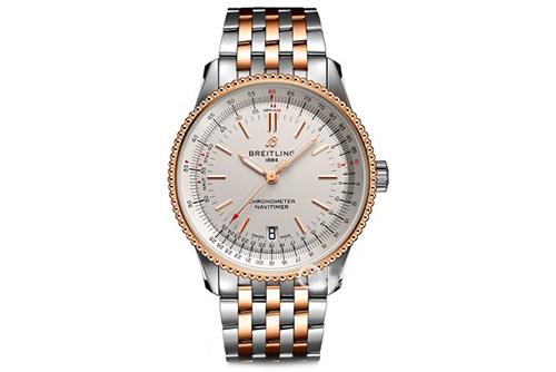 百年灵航空计时1系列U17325211G1U1腕表回收