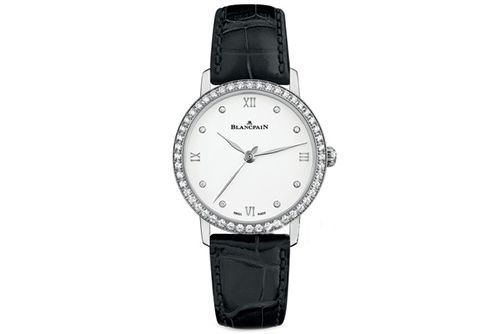宝珀经典系列6104-4628-55A腕表回收