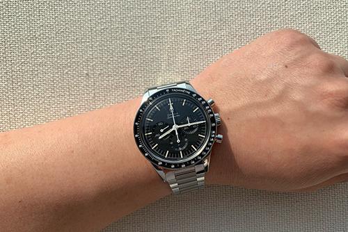 欧米茄超霸系列311.30.40.30.01.001腕表回收